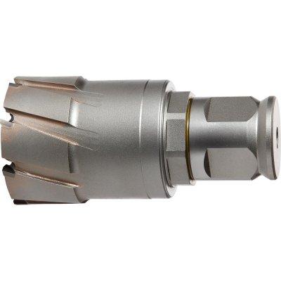 Jadrový vrták QuickIN Max tvrdokov jemný stopka Weldon 63 / 50mm FEIN