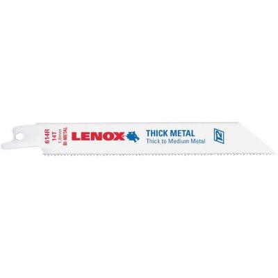 List pre šabľovité píly 20564614R 152x19x0,9mm 14zubů 5 ks./balení LENOX