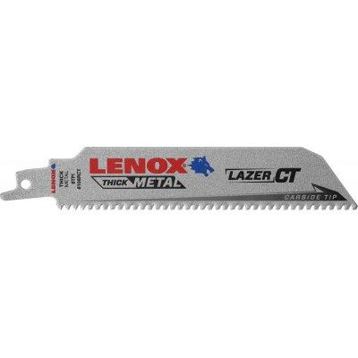 List pre šabľovité píly 152x25x1,3mm 8zubů 1 ks./balení LENOX
