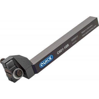 Radlovací frézovací nastroj C601-12R 12x12mm pre radlovacie kolieska 8,9x2,5x4mm QUICK