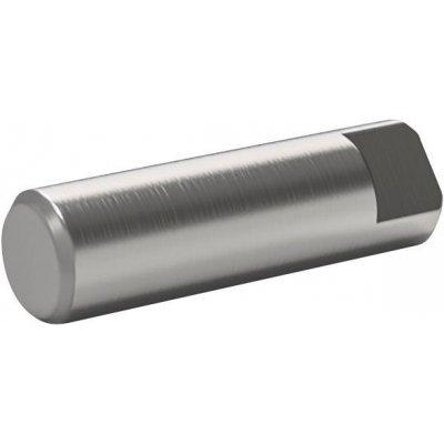 Osový čap tvrdokov 6 x 20 mm rovná plocha QUICK