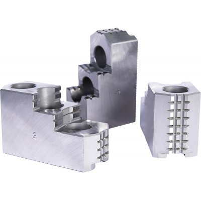 Nadstavbová čeľusť tvrdá 1,5x60 ozubenie 99,5x54x40mm N16 Kitagawa