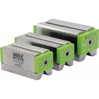 Magnetický upínací blok (pár) 178x64x71mm Flaig