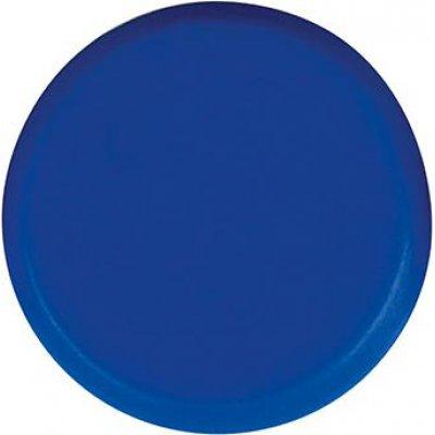 Organizačné magnet, okrúhly modrý 20mm Eclipse