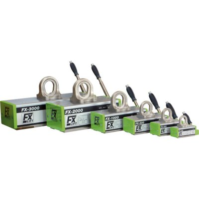 Magnet pre zdvíhanie bremien FX-150 Flaig
