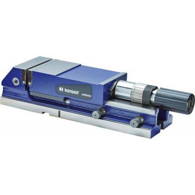 Strojný zverák Arno 125 mechanický / hydraulický Kesel