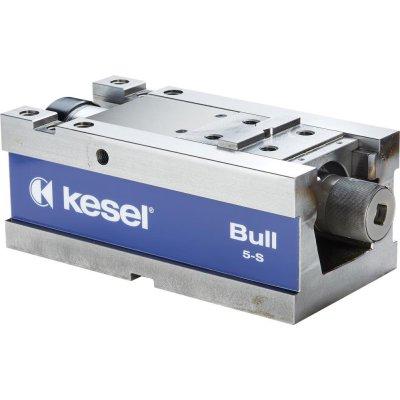 5osý zverák mechanický BULL5-S 125 bez čeľustí Kesel