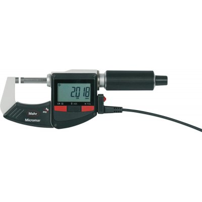 Mikrometer digitálny IP65 4157002 digital 50-75mm MAHR