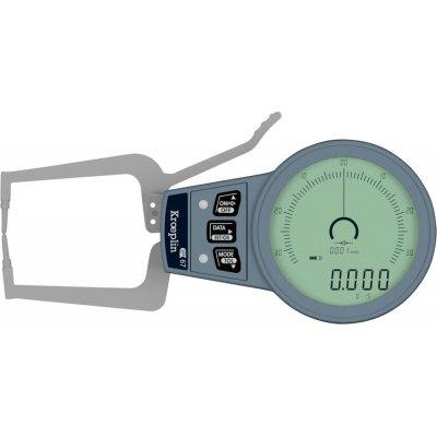 Vonkajšie rychlosnímač 0-15mm KRÖPLIN
