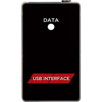 USB rozhranie DE FORMAT