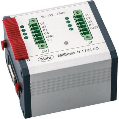 Vstupné / výstupný modul Millimar C1704I / O Mahr