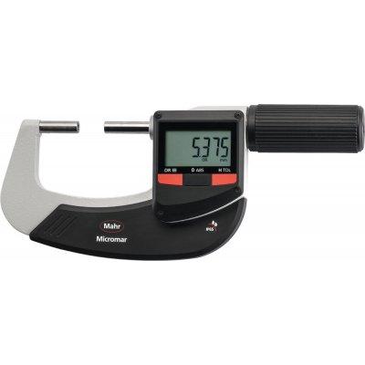 Mikrometer digitálny, závitový 40 EWRIA-V 0-25mm MAHR