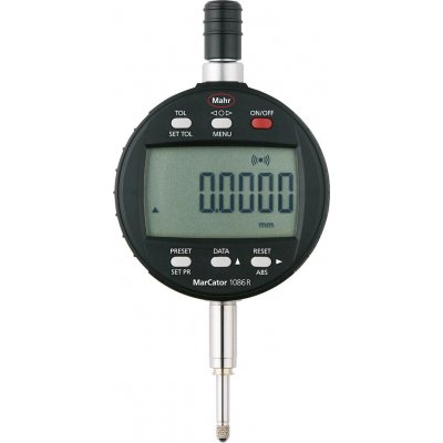 "Odchýlkomer elektrický 1086 R-HR 12,5 mm (0,5"" ) 0,001 mm MAHR"
