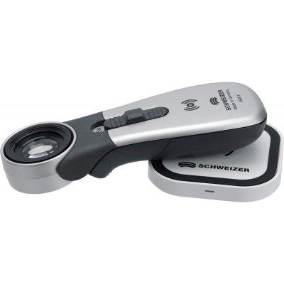 Svietidlo s lupou Tech-Line 15xD 16,3mm SCHWEIZER