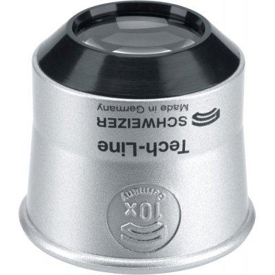 Hodinárska lupa Tech-Line 10xD22,5mm SCHWEIZER
