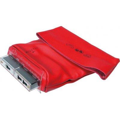 Nástrčné držadlo pre NH ističe s meračom kontaktov DIN43620 / 1 rozmer 00 + 0-3 + / 2 do 600V HESSE