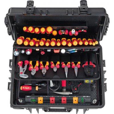 Sortiment náradia pre elektrikárov XXL II 115 ks. Wiha