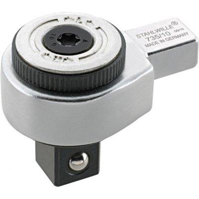 """Nástrčná prepínacia račňa 735/40 3/4"""" 14x18mm STAHLWILLE"""
