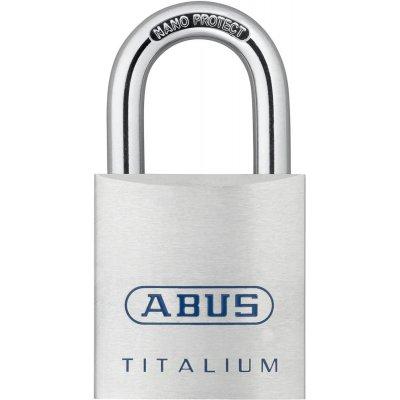 Visiaci zámok 80tich / 50 2 kľúče ABUS