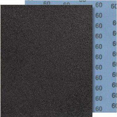 Brúsna tkanina 230x280mm K120 modrá FORTIS