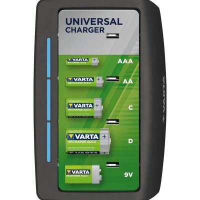 Nabíjačka batérií Universal Charger VARTA