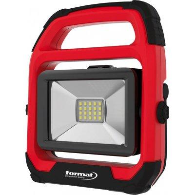 LED pracovná Lampa 10W 800lm FORMAT