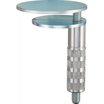 Upínacie pätka pre Universal pre svietidlá k strojom LED Bauer + Böcker