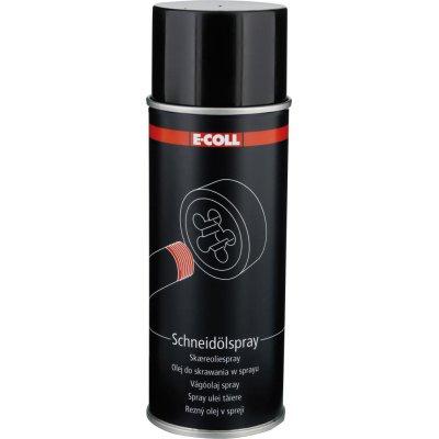 Rezný olej, sprejová dóza 400 ml E-COLL EE