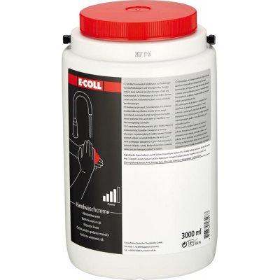 Krém na umývanie rúk rehydratačný guľatou nádobu 3l E-COLL