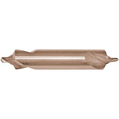 Strediaci vrták DIN333 HSS tvar B 120 ° 2mm FORMAT