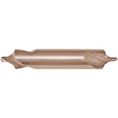 Strediaci vrták DIN333 HSS tvar B 120 ° 2,50mm FORMAT