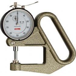 měření tloušťky, tloušťkoměry