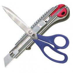 Nožnice, nože, škrabky
